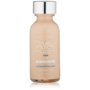[アメリカ直送]L Oreal Paris True Match Super Blendable Makeup Alabaster 1.0 Ounces