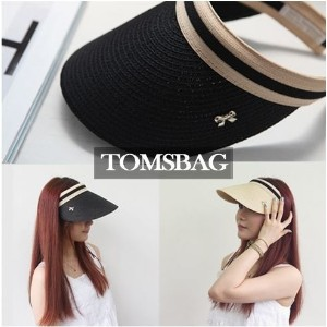 [TOMSBAG] sseonkaep / hat / sunshade / Fashion / handmade /