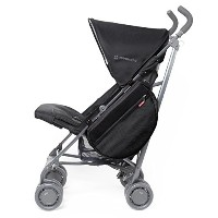 [アメリカ直送]Skip Hop Grab and Go Stroller Saddlebag  Black