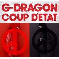 G-Dragon - COUP D`ETAT (クーデター) [2nd Album] Bigbang GD GDragon COUP DE TAT