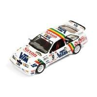 IXO 1/43 FORD SIERRA RS COSWORTH No9 Rallye d Ypres 1990
