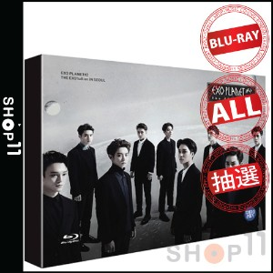 EXO PLANET #2 SPECIAL PHOTO BOOK エクソー プラネット スペシャル 写真集【BLU-RAY】【ALL】【先着ポスター】【送料無料】【レビューで生写真5枚】【11月10日