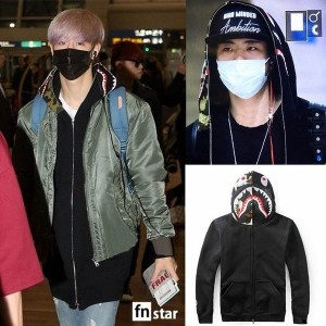 GOT7 Cap Coat Sweater Unisex Pullover Hoodie Mark Couples Clothing Sweatershirt