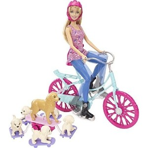 Barbie Spin N Ride Pups