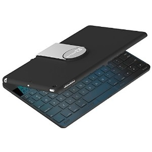 iPad Air Keyboard JETech Wireless Bluetooth Keyboard Case for Apple iPad Air with 360 Degree...