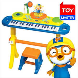 PORORO Dancing Piano / Musical Instrument Toy / Piano Toy / Enjoy with your kids! / Easy to Use /...