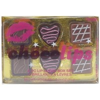 Choco Lips Lip Gloss Box Set