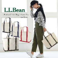 llbean トートバッグ 迷彩 カモフラ バッグ M/ミディアム トートバッグ Boat and Tote Bag/Open-Top 人気のカモフラージュの配色に定番無地も 通勤 通学 ランチ