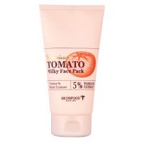 [SkinFood] Premium Tomato Milky Face Pack 150ml/ Brightning/ Korea Cosmetics