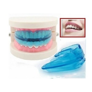 Teeth Orthodontic Trainer Dental Mouthpieces Appliance Alignment Braces Oral Hygiene Dental Care...