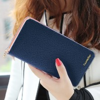 Charm in hand High Quality Special Design Women Wallets PU Leather Long Style Lady Wallet Luxury...