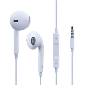 2 sets of Earphones/Earbuds/Headphones Premium Quality Sound and Mic for iPhone 6 Plus 6 iPhone...