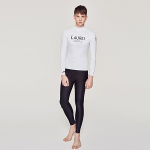 [LAUREL CROWN] Mens Water Leggings ML-1 BLACK