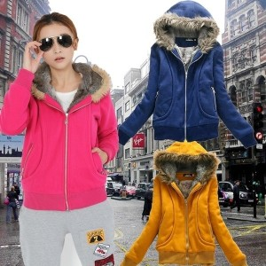 Winter Casual Coats Women Fashion Parka For Girl Coat Jackets Ladies Outwear