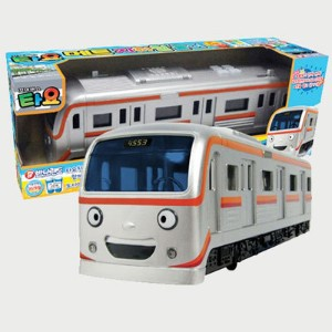 ★Tayo subway met toy / Tayo met train toy (Given sweety)