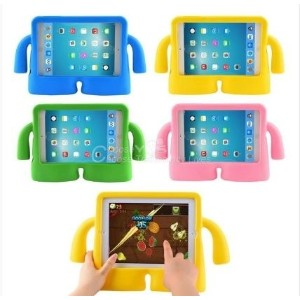 Shockproof Kids Child Handle Foam Case Cover Stand For Apple for iPad