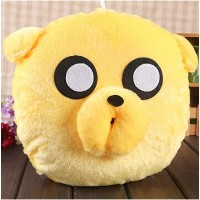 Adventure Time Dream Colorful LED old leather dog pillow cushions plush pillow
