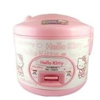 Genuine Hello kitty Hello Kitty rice cookers rice cookers rice cookers KT 3L six servings with...