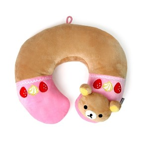 RILAKKUMA - Sweet Rilakkuma Series Neck Cushion [TYL] Child Kids Toy