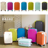 EDDAS EA-102 20inch 25inch 28inch Travel Luggage Bag travel bag luggage ABS material [Free Shipping]