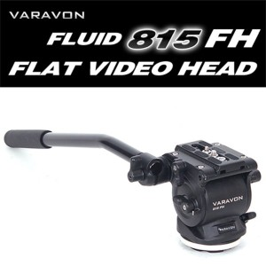 VARAVON 815 FLAT Fluid Head / Tripod / Accessories / Slider / Slidecam / Loupe / Viewfinder /