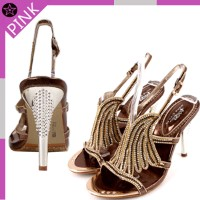 ★ NCAT/DNSH0004/999-11 jewelry / high heels / sandals / Party Shoes / Club Shoes / Wedding Shoes...