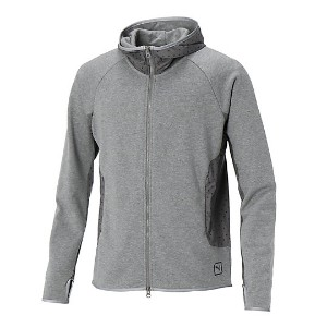 プーマ PUMA X STAPLE HOODY メンズ Medium Gray Heather