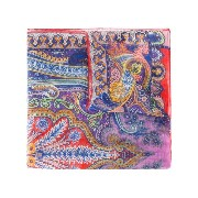 Etro - Sciarpa Dhely scarf - women - シルク/リネン - ワンサイズ