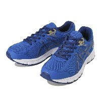 キッズ 【ASICS】 アシックス 225-25LAZERBEAM JB TKB104 4250 17SP 4250 BLUE/NAVY