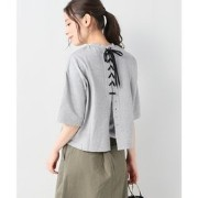 CONVERSE TOKYO*CLANE バックレーストップス【イエナ/IENA Tシャツ・カットソー】