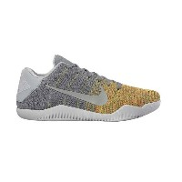 "Nike Kobe XI 11 Elite Low ""Maste Of Innovation"" メンズ Cool Grey/Voltage Green/Yellow Strikeナイキ コービー11..."