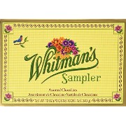 Whitman Sampler Assorted Chocolates, 12 oz by Whitman's Sampler [並行輸入品]