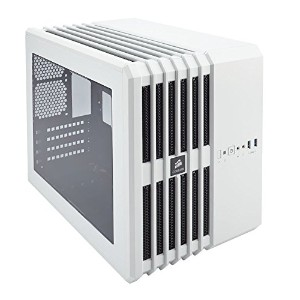 Corsair Carbite Air 240 White Edition Micro-ATX対応キューブPCケース CS5329 CC-9011069-WW