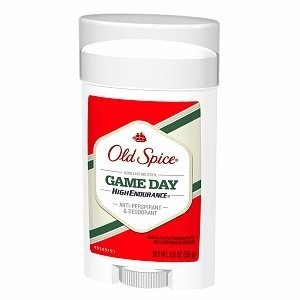Old Spice High Endurance Invisible Solid Antiperspirant/Deodorant, Game Day - 3 oz by Old Spice ...