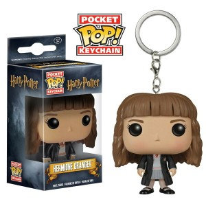 [FUNKO(ファンコ)フィギュア] Funko Pocket Pop! Keychain: Harry Potter - Hermione<ハリー・ポッター>