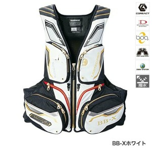 シマノ(SHIMANO) NEXUS FLOATING VEST LIMITED PRO VF-113Q XL BB-Xホワイト