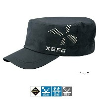 シマノ(SHIMANO) XEFO GORE-TEX All Weather Work Cap CA-219Q フリー ブラック(東日本店)