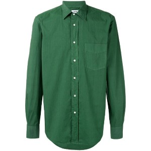 Aspesi - chest pocket shirt - men - コットン - 41