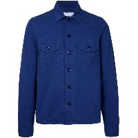 Ganryu Comme Des Garcons - shirt jacket - men - cotton - 3
