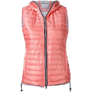 Duvetica - 'Filira' down vest - women - コットン/ポリアミド - 44