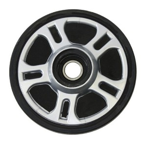 """PPD ファイア レッド Idler Wheel 6.380"""" X 20MM for ARCTIC Cat Panther 570 2005-2007 (海外取寄せ品)"""