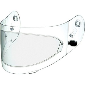 HJC HJ-09 Pinlock Shield Motorcycle ヘルメット Accessories - Clear One サイズ (海外取寄せ品)
