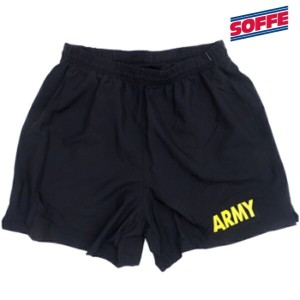 SOFFE(ソフィー)ARMY Infantry PT Short [1045A][BLACK]