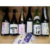 R/T 『日本酒 頒布会 720ml 6本& 花陽浴 酒粕 1キロ』(no8)【クール便指定】