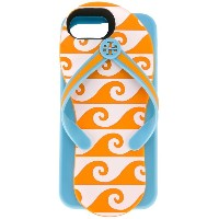 Tory Burch - flip flop iPhone 6/7 case - women - アクリル - ワンサイズ