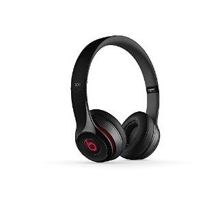 Beats by Dr.Dre Solo2 密閉型オンイヤーヘッドホン ブラック BT ON SOLO2 BLK [BLACK]