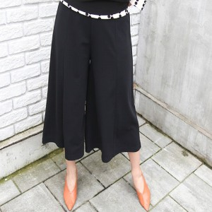 [zoozoom] Incision wide pants 2color / 24315