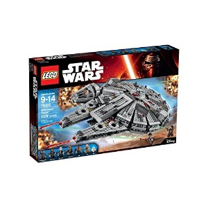 輸入レゴスターウォーズ LEGO Star Wars Millennium Falcon 75105 Building Kit