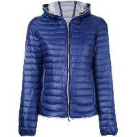 Duvetica - hooded padded jacket - women - コットン/ポリアミド/Duck Feathers - 40
