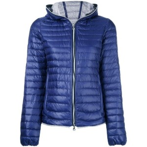 Duvetica - hooded padded jacket - women - コットン/ポリアミド/Duck Feathers - 46